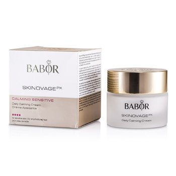 Babor Skinovage PX Calming Sensitive Daily Calming Cream (For Sensitive Skin)  50ml/1.7oz