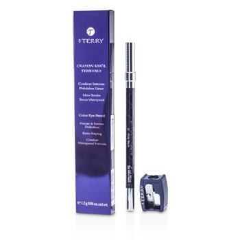 By Terry Crayon Khol Terrybly Color Eye Pencil (Waterproof Formula) - # 11 Holy Black  1.2g/0.04oz
