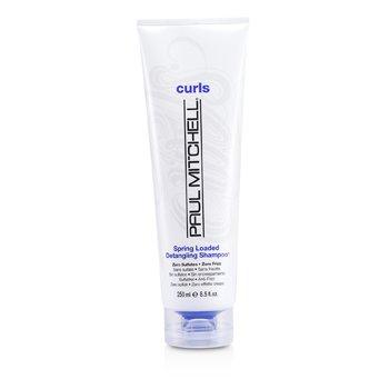 Paul Mitchell Curls Spring Loaded Frizz-Fighting Shampoo  250ml/8.5oz