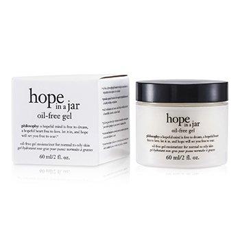 Philosophy Hope In A Jar Oil-Free Gel Moisturizer (For Normal To Oily Skin)  60ml/2oz