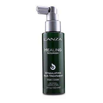 Lanza Healing Nourish Stimulating Hair Treatment (For Areas of Advanced Thin-Looking Hair)  100ml/3.4oz