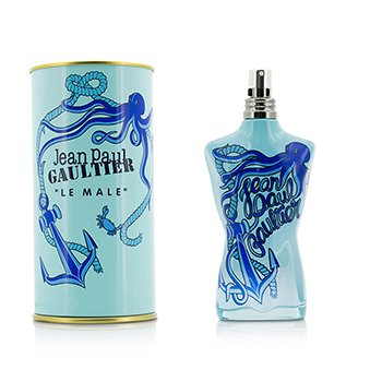 Jean Paul Gaultier Le Male Summer Eau De Toilette Spray (2013 Edition)  125ml/4.2oz