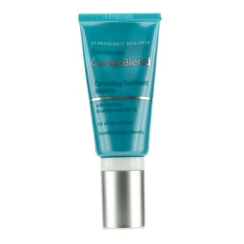 Exuviance Coverblend Concealing Treatment Makeup SPF30 - # Classic Beige  30g/1oz