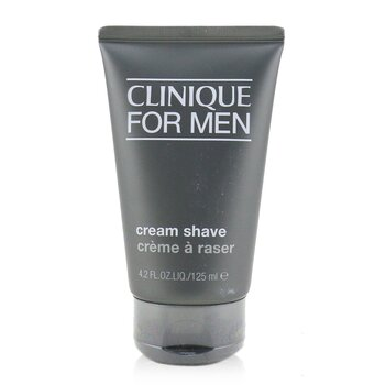Clinique Cream Shave (Tube)  125ml/4.2oz