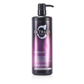 Tigi Catwalk Headshot Reconstructive Shampoo (For Chemically Treated Hair)  750ml/25.36oz