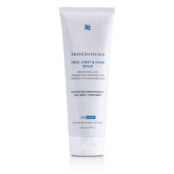 Skin Ceuticals Neck, Chest & Hand Repair (Salon Size)  240ml/8.4oz