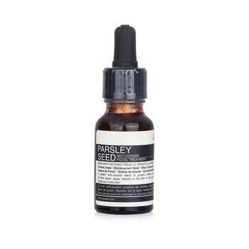 Aesop Parsley Seed Anti-Oxidant Facial Treatment  15ml/0.5oz