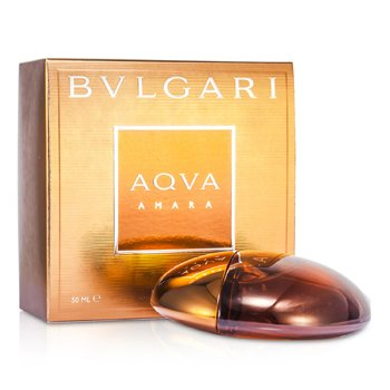 Bvlgari Aqva Amara Eau De Toilette Spray  50ml/1.7oz