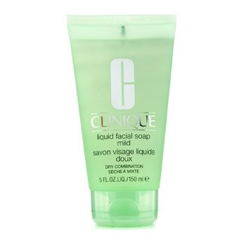 Clinique Liquid Facial Soap Tube Mild (Dry Combination)  150ml/5oz
