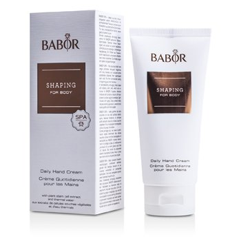 Babor Shaping For Body - Daily Hand Cream  100ml/3.3oz
