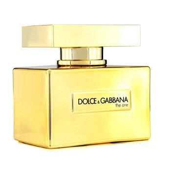 Dolce & Gabbana The One Gold Eau De Parfum Spray (2014 Limited Edition)  75ml/2.5oz