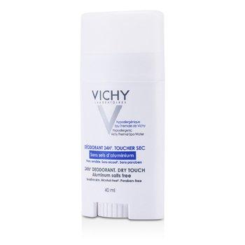 Vichy 24Hr Deodorant Dry Touch (For Sensitive Skin)  40ml/1.35oz