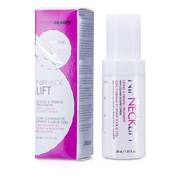 Fusion Beauty Nip Neck Lift Lifting & Firming Treatment  30ml/1.01oz
