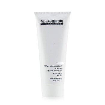 Academie Hypo-Sensible Purifying & Matifying Cream (For Oily Skin) (Salon Size)  100ml/3.4oz