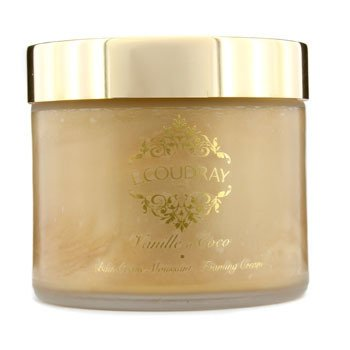 E Coudray Vanilla & Coco Bath and Shower Foaming Cream (New Packaging)  250ml/8.4oz
