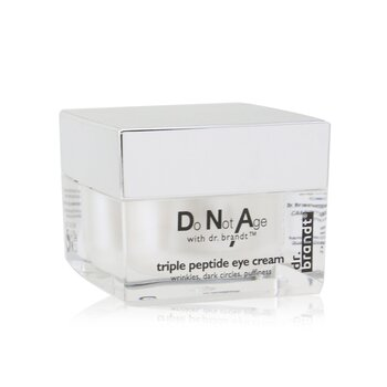 Dr. Brandt Do Not Age Triple Peptide Eye Cream  15g/0.5oz