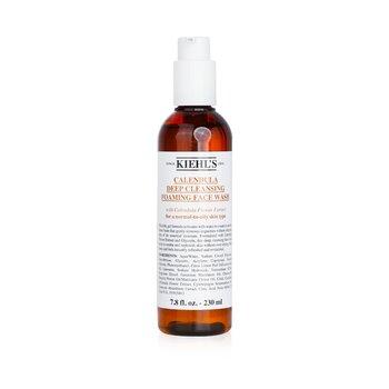 Kiehl's Calendula Deep Cleansing Foaming Face Wash  230ml/7.8oz