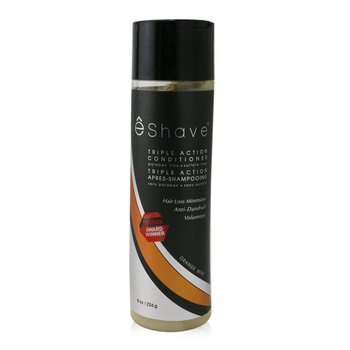 EShave Triple Action Conditioner - Orange Mint  226g/8oz