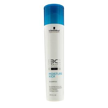 Schwarzkopf BC Moisture Kick Shampoo (For Normal to Dry Hair)  250ml/8.5oz