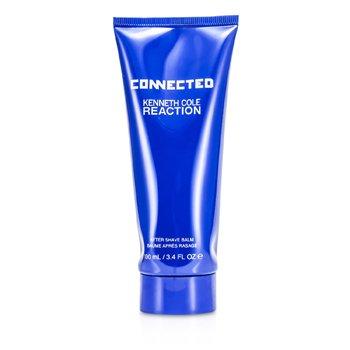 Connected Reaction Coffret: Eau De Toilette Spray 125ml/4.2oz + Eau De Toilette Spray 30ml/1oz + After Shave Balm 100ml/3.4oz  3pcs