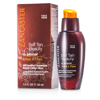 Lancaster Self Tanning Concentrate For Face (A Week in Ibiza)  30ml/1oz