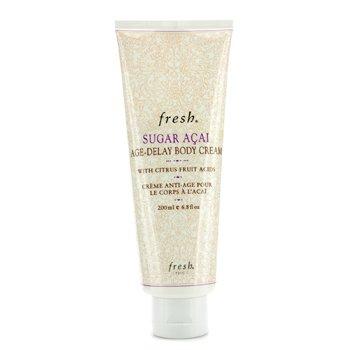 Fresh Sugar Acai Age Delay Body Cream  200ml/6.7oz