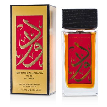 Aramis Perfume Calligraphy Rose Eau De Parfum Spray  100ml/3.4oz