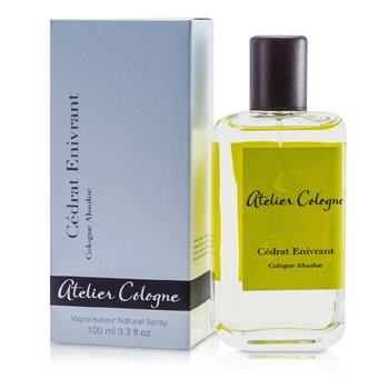 Atelier Cologne Cedrat Enivrant Cologne Absolue Spray  100ml/3.3oz