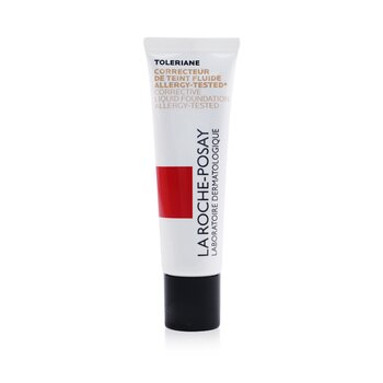 La Roche Posay Toleriane Teint Fluid Corrective Foundation SPF 25 - 11 Light Beige  30ml/1oz