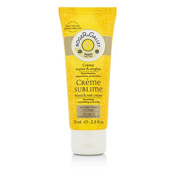 Roger & Gallet Sublime Hand & Nail Cream  75ml/2.5oz