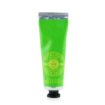 L'Occitane Shea Butter Zesty Lime Hand Cream  30ml/1oz