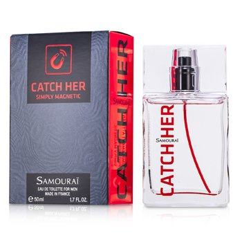 Samourai Catch Her Eau De Toilette Spray  50ml/1.7oz