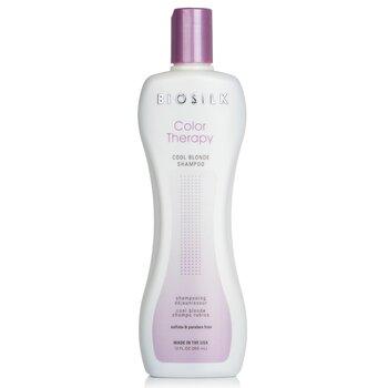 BioSilk Color Therapy Cool Blonde Shampoo  355ml/12oz