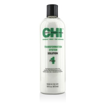 Transformation System Phase 1 - Solution Formula C (For Highlighted/Porous/Fine Hair)  473ml/16oz