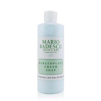 Mario Badescu Keratoplast Cream Soap - For Combination/ Dry/ Sensitive Skin Types  472ml/16oz