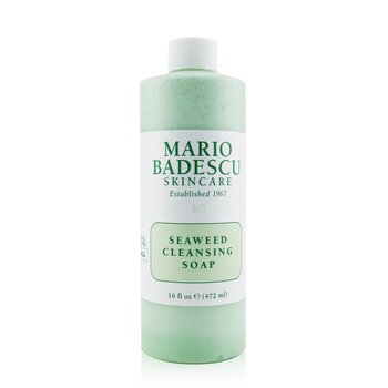 Mario Badescu Seaweed Cleansing Soap - For All Skin Types  472ml/16oz
