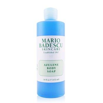 Mario Badescu Azulene Body Soap - For All Skin Types  472ml/16oz