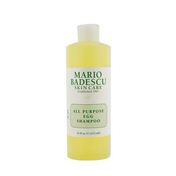 Mario Badescu All Purpose Egg Shampoo (For All Hair Types)  472ml/16oz