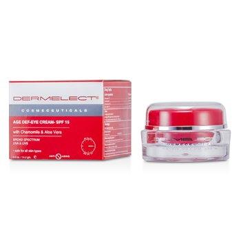 Dermelect Age Def-Eye Cream SPF 15  14.2g/0.5oz