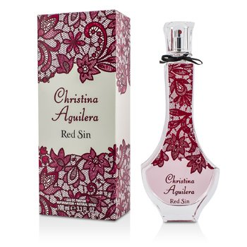 Christina Aguilera Red Sin Eau De Parfum Spray  100ml/3.3oz