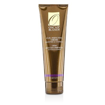 Oscar Blandi Curve Curl Perfecting Creme (Smoothes & Controls)  125ml/4.2oz