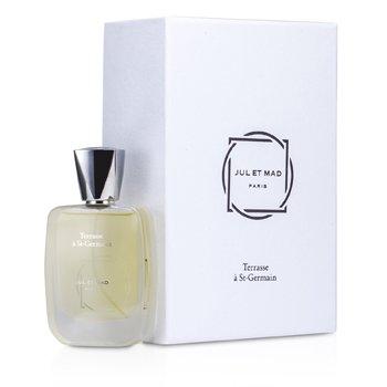Jul Et Mad Terasse A St-Germain Extrait De Parfum Spray 50ml/1.7oz + Refillable Spray 7ml/0.24oz  2pcs
