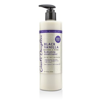 Carol's Daughter Black Vanilla Moisture & Shine Hydrating Conditioner (For Dry, Dull & Brittle Hair)  355ml/12oz
