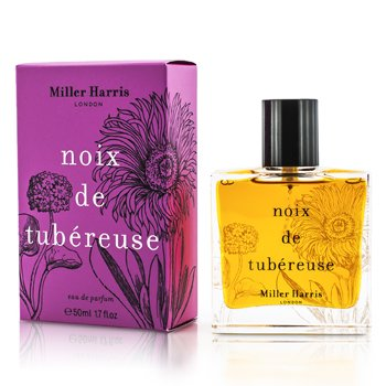 Miller Harris Noix De Tubereuse Eau De Parfum Spray (New Packaging)  50ml/1.7oz