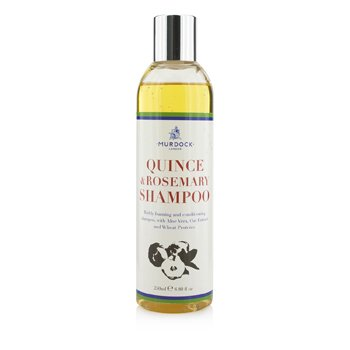 Murdock Quince & Rosemary Shampoo  250ml/8.8oz