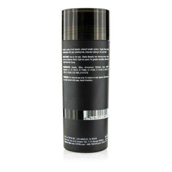 Hair Building Fibers - # Black  55g/1.94oz