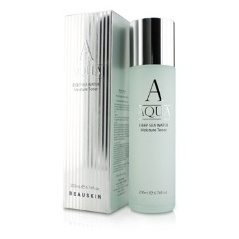 BEAUSKIN Aqua Deep Sea Water Moisture Toner  200ml/6.76oz