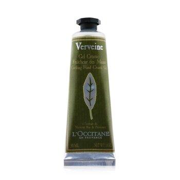 L'Occitane Verbena Cooling Hand Cream Gel (Travel Size)  30ml/1oz