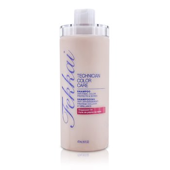Frederic Fekkai Technician Color Care Shampoo (Anti-Fade, Color Protects & Shines)  473ml/16oz
