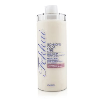 Frederic Fekkai Technician Color Care Conditioner (Anti-Fade, Gentle Conditioning, Vibrant Radiance)  473ml/16oz